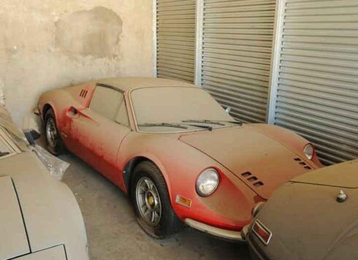 Ferrari Dino-2