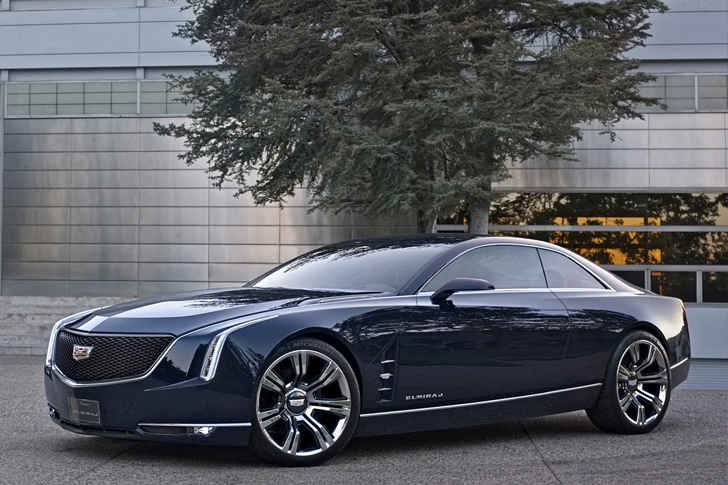 Cadillac Elmiraj Concept 1