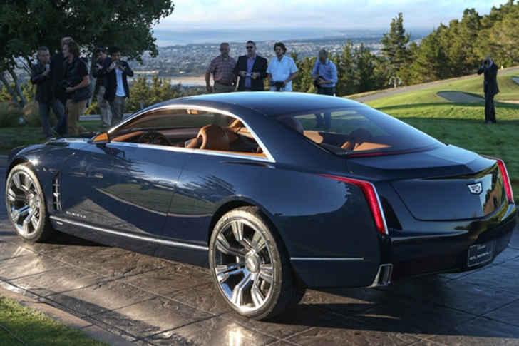 Cadillac Elmiraj Concept 3