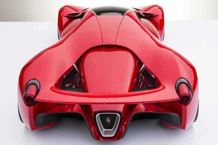 Ferrari F80 3