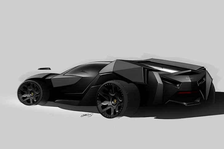 Lamborghini Ankonian 3