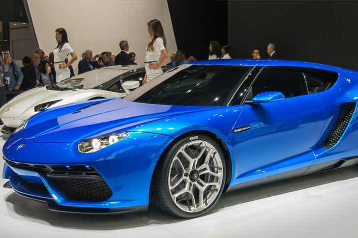 Lamborghini Asterion 1