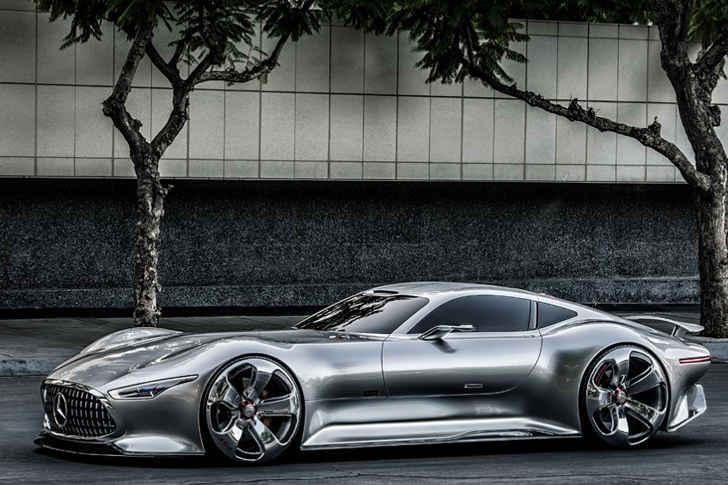 Mercedes GT 1