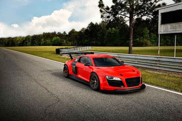 AUDI R Twin Turbo Fly By Auto Overload - Audi r8 top speed