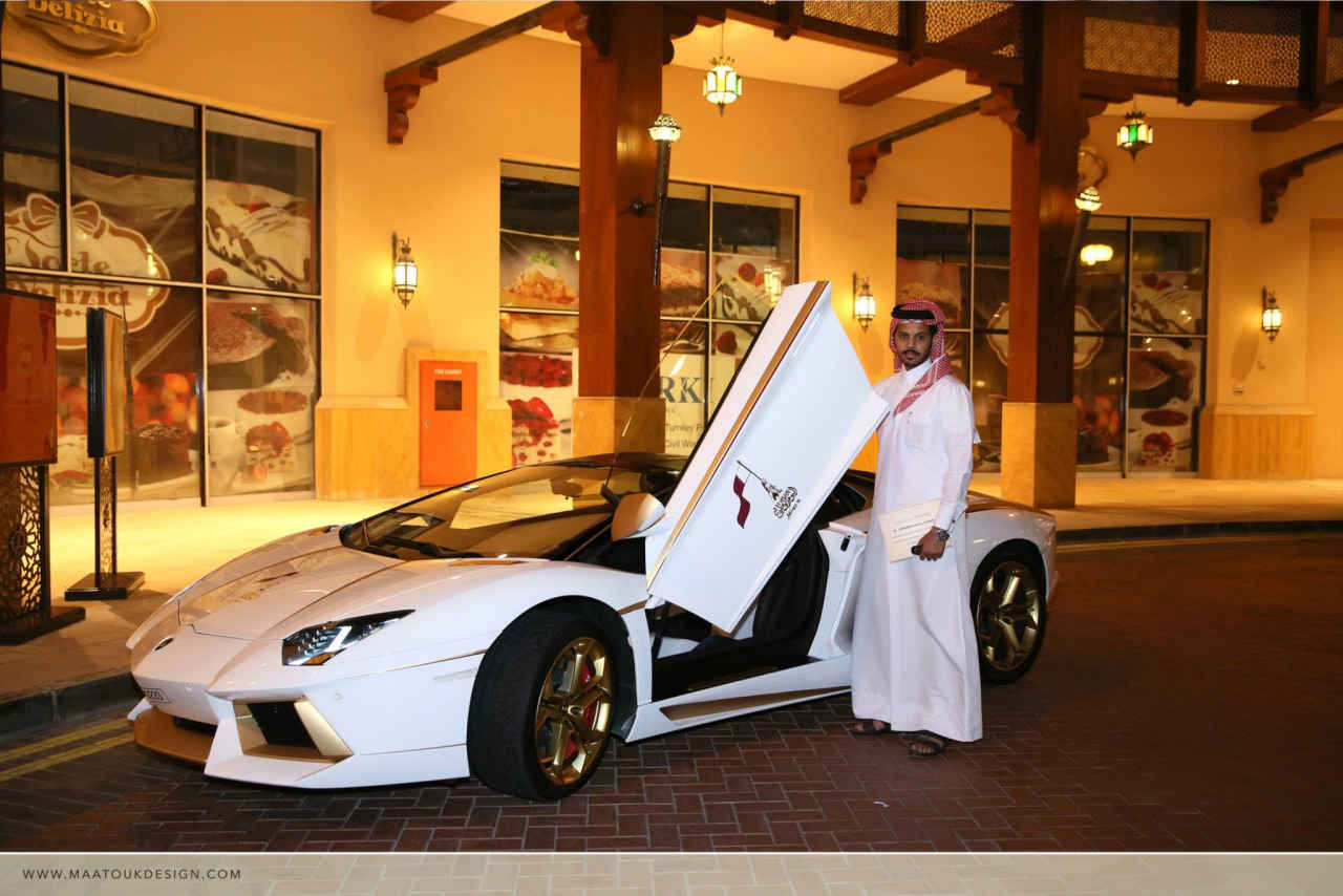 Lamborghini-Aventador-goud-003