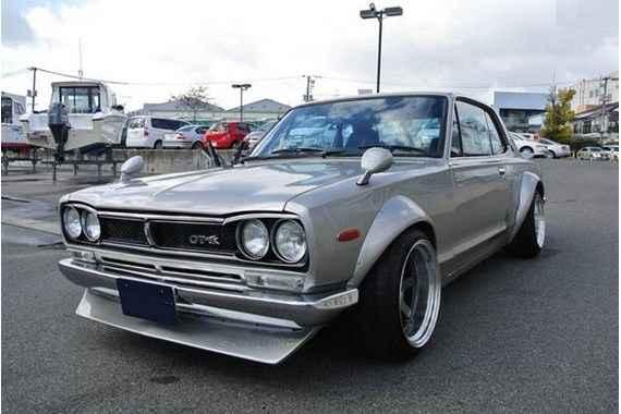 1971 NISSAN GT-R Skyline