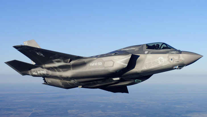 Five F-35 Lightning II Facts You Need To Know – Auto Overload